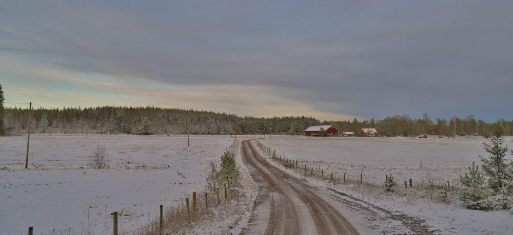Vädret i Fågelfors